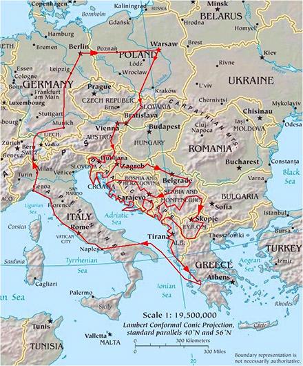 Pokoje chorwacja omis temperatura wody europa